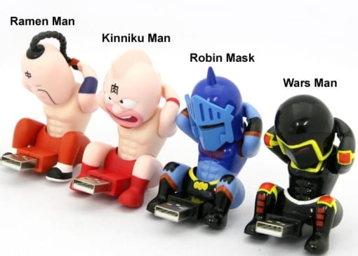 kinniku-man-warriors