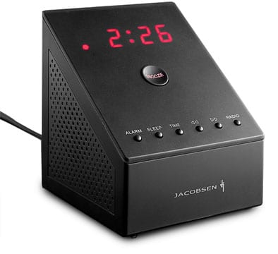 Snooze Alarm Clock Radio