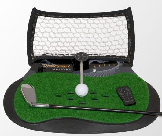 Golf Launchpad Simulator
