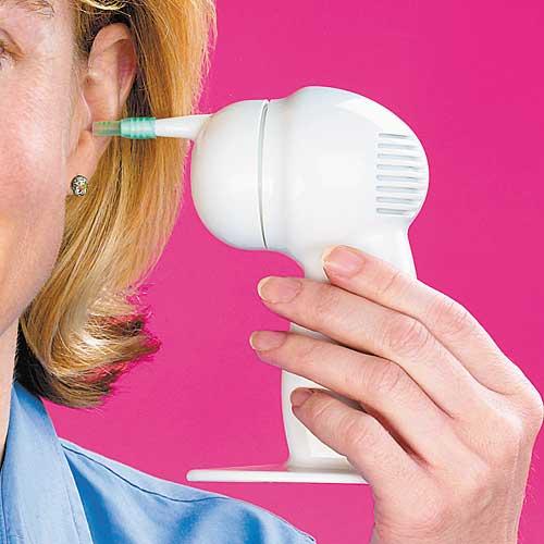 EAR WAX CLEANER