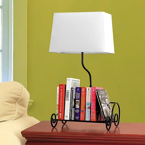 BOOK SHELF LAMP