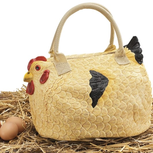 Chicken Purse