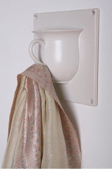 Teacup Tile Hook