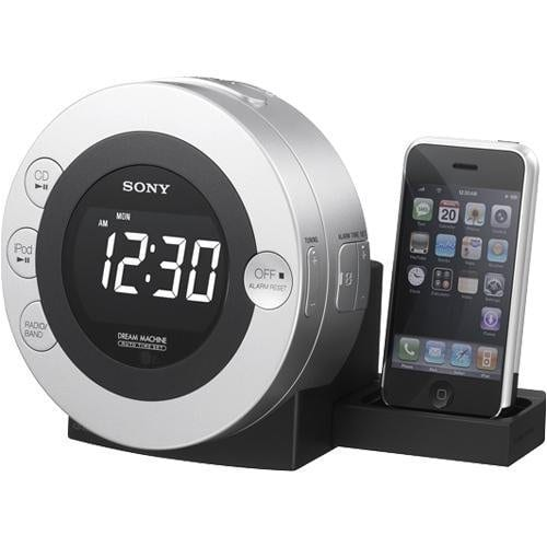 Clock Radio for iPod and iPhone