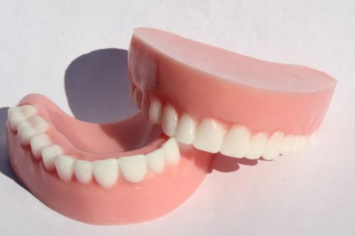 BUTTER DENTURE SOAP