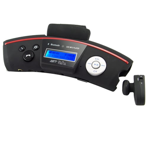 Car Steering Wheel Bluetooth Adapter