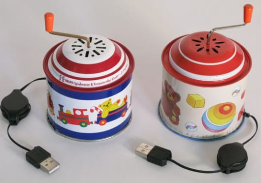 Music Box USB