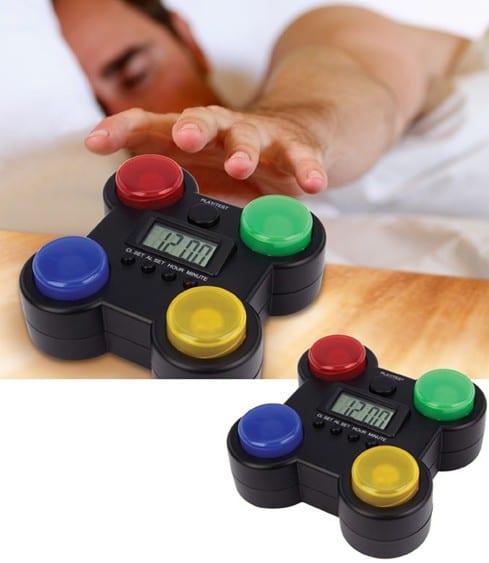 Memory Game Alarm Clock