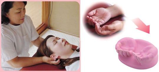 Healing Hands chiropractic massager