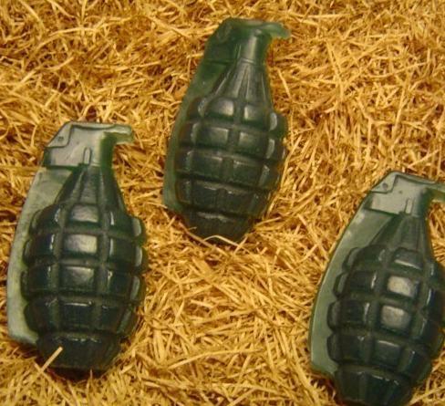 american grenade soap
