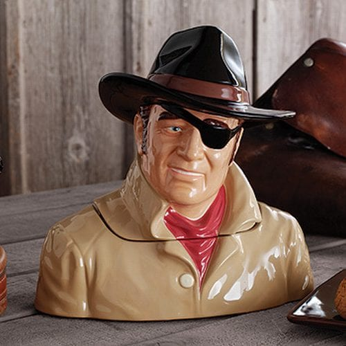 John Wayne True Grit Cookie Jar