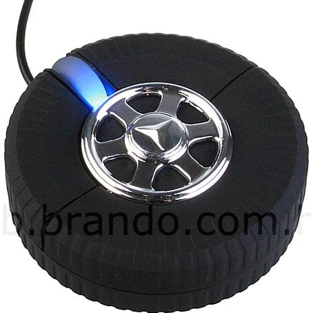 USB Wheel Optical Mouse
