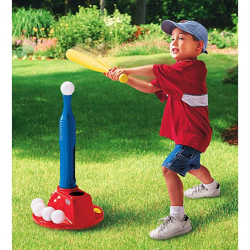 Little Tikes Auto-Pitch Batting Trainer
