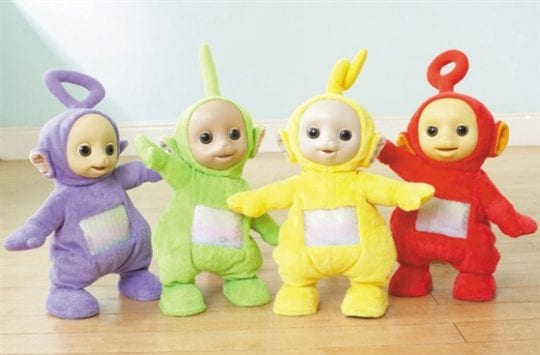 Dance With Me Teletubby Dipsy
