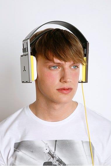 ALP Horn Headphones by WeSC