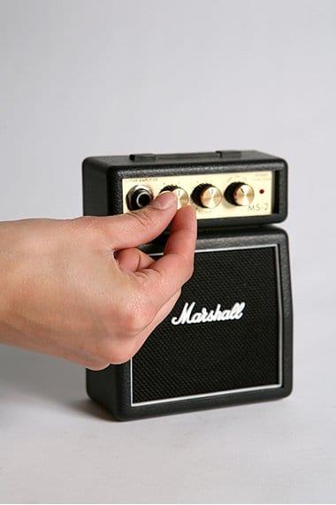 Mini Marshall Amplifier