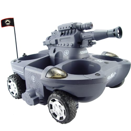 Radio Control Amphibious Transformer Toy RC Tank