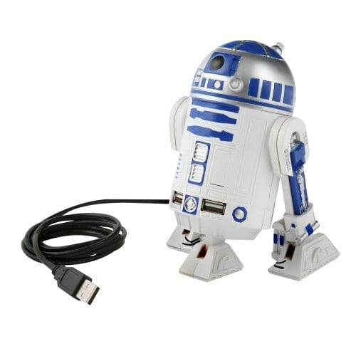Star Wars R2D2 European Import USB Hub