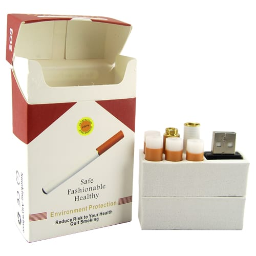 E Cigarette Stop Smoking Aid in Deluxe Packaging