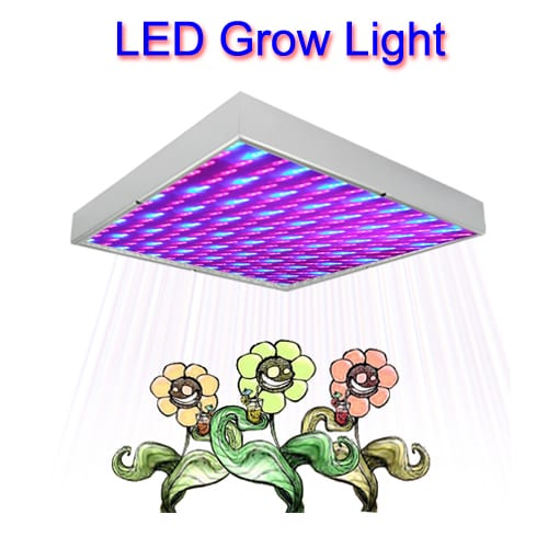LED Grow Light with Super Harvest Colors