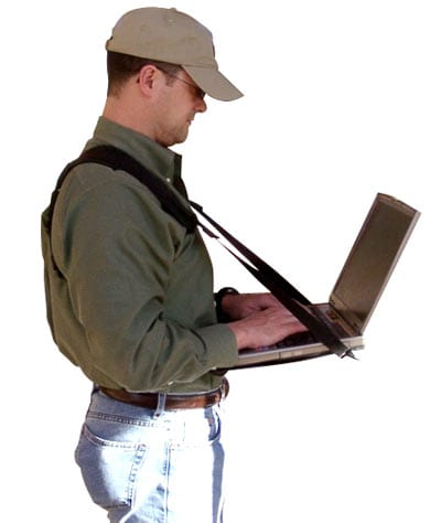 Connect-A-Desk Laptop Holder