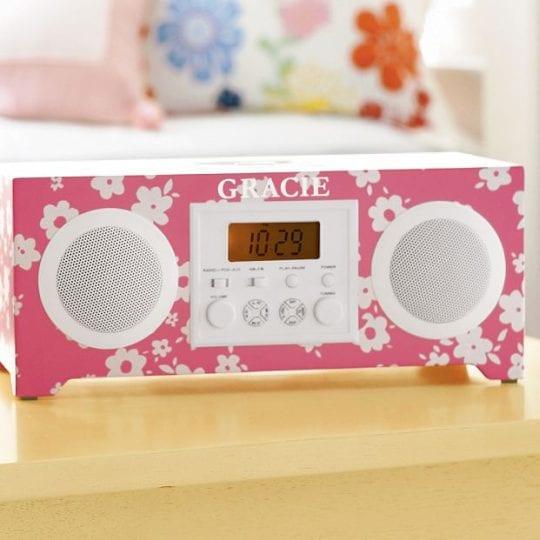 Girls Rockin' Alarm Clock