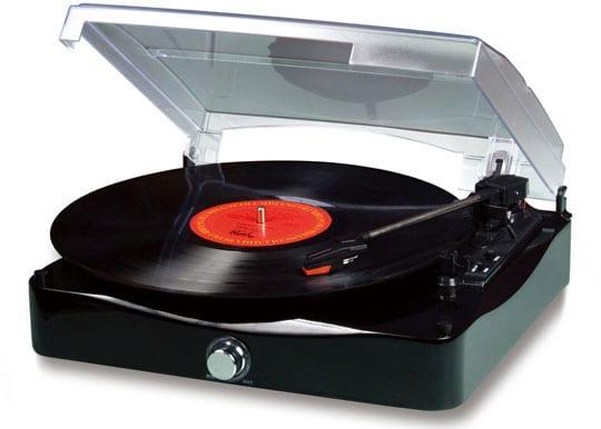 Novak LP-to-MP3 Recorder