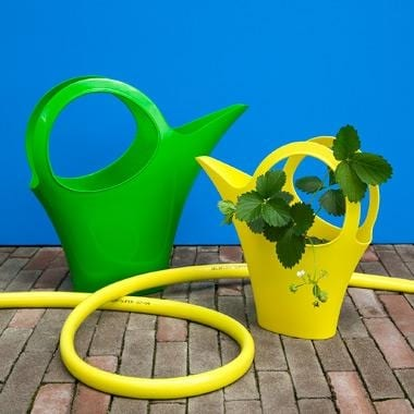 Watering Can Camilla XL solid grass