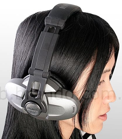 6-Channel Surround Sound Headphones + Microphone