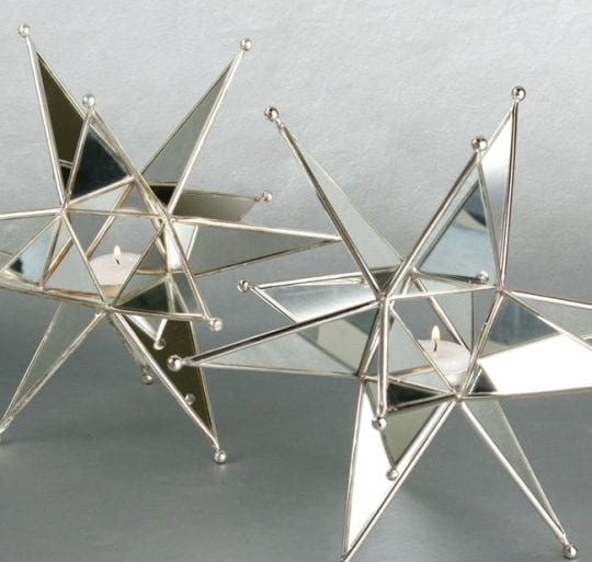 Estrella Tealight Holder