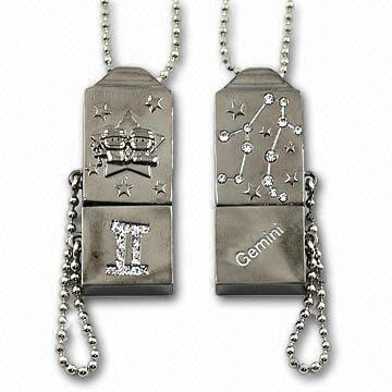 USB Necklaces