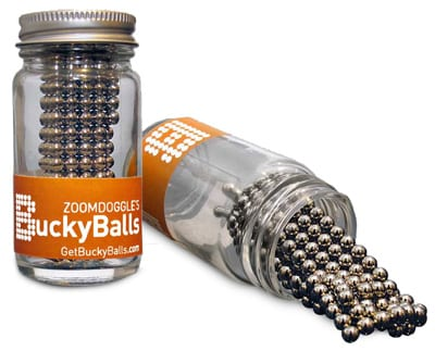 BuckyBalls Magnetic Building Spheres