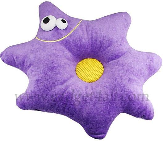 Starfish Music Pillow