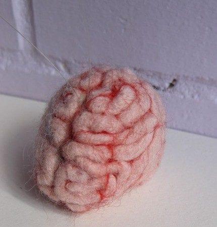 Brain Hanging Decoration