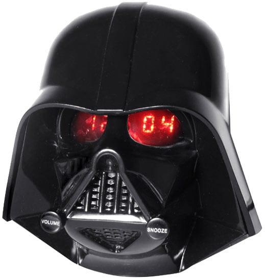 Darth Vader Digital Clock Radio