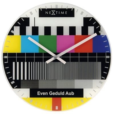 Testpage Wall Clock