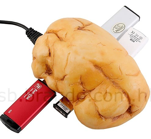 USB Potato 4-Port Hub