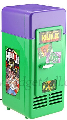 Hulk USB Can Cooler
