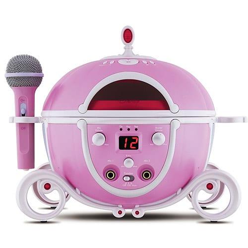 Disney Princess Sing-Along CD Boombox