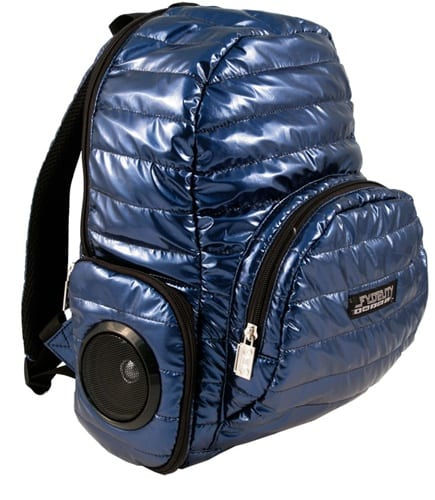 Jam Session Stay-Puff Stereo Backpack