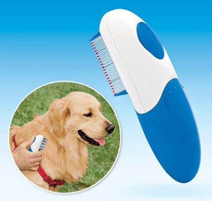 Ionic Pet Comb