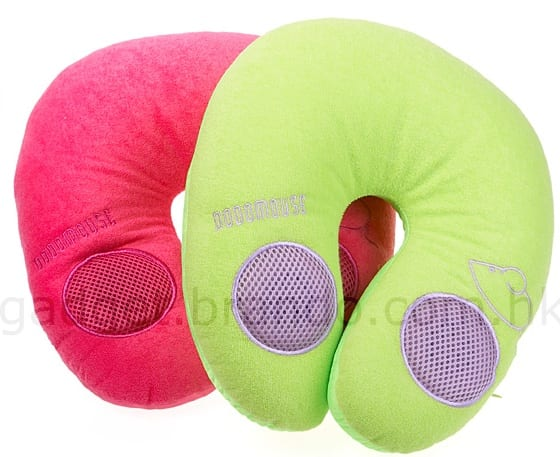 Neck Rest Cushion with Speaker