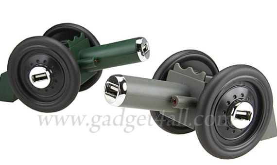 USB Artillery Hub