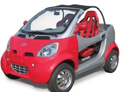 The 4,000 Watt Roadster