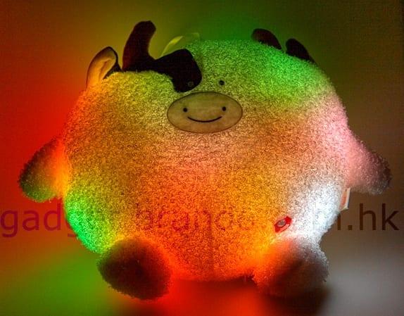 Fading Out LED Soft Cushion