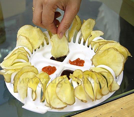 DIY Potato Chips Maker