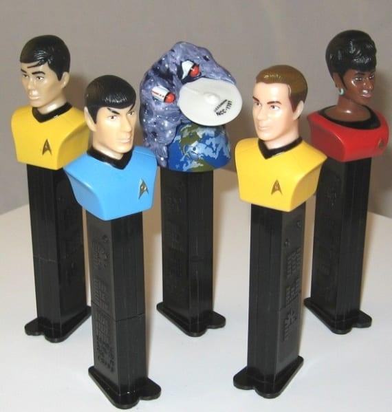 Star Trek USB flash drive