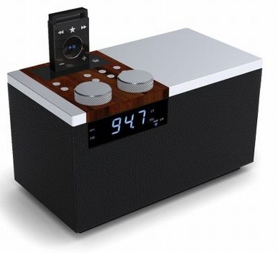 Eliminating Table Radio And MP3 Recorder