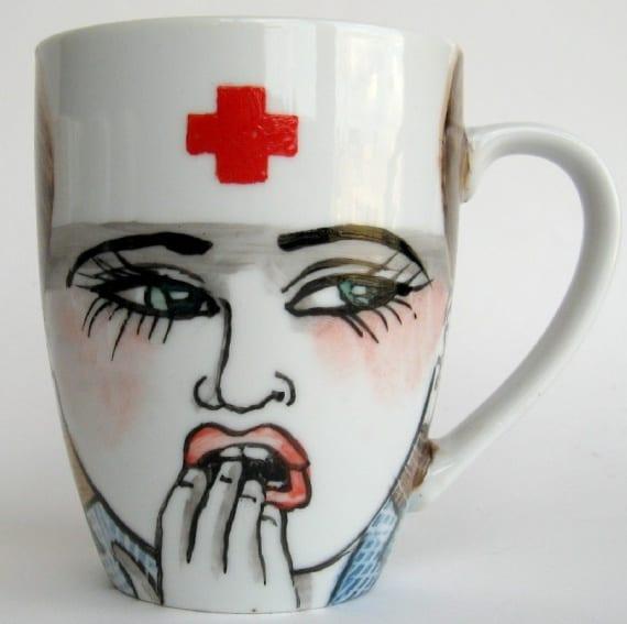 Night Nurse mug