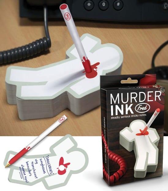 MURDER, INK